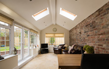 Highstreet Green single storey extension leads
